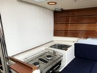 Galley With 2-burner Stove, Stainless Sink, Refrigerator