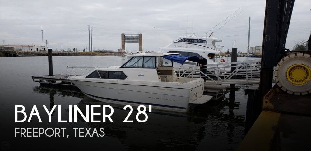 Used Bayliner Boats For Sale in Texas by owner | 2004 Bayliner 27