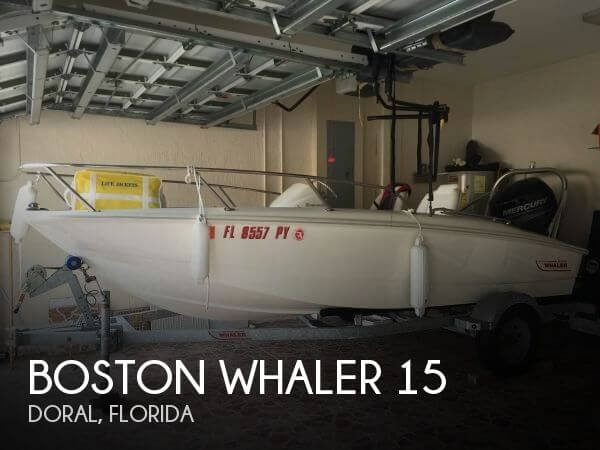 Used Boston Whaler 15 Boats For Sale by owner | 2015 Boston Whaler 15