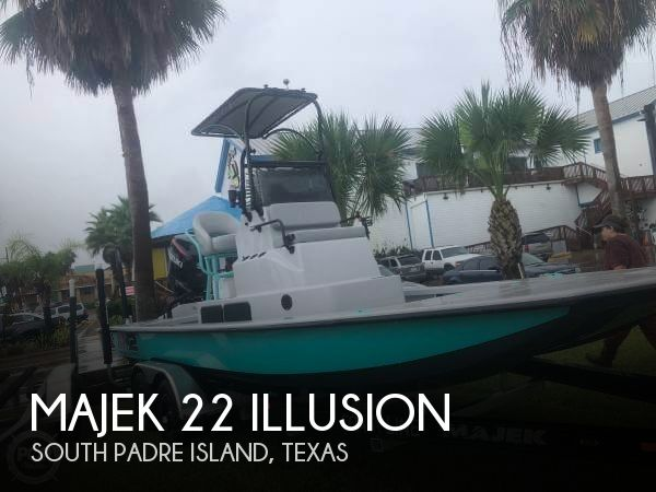 Used Boats For Sale in McAllen, Texas by owner | 2018 Majek 22