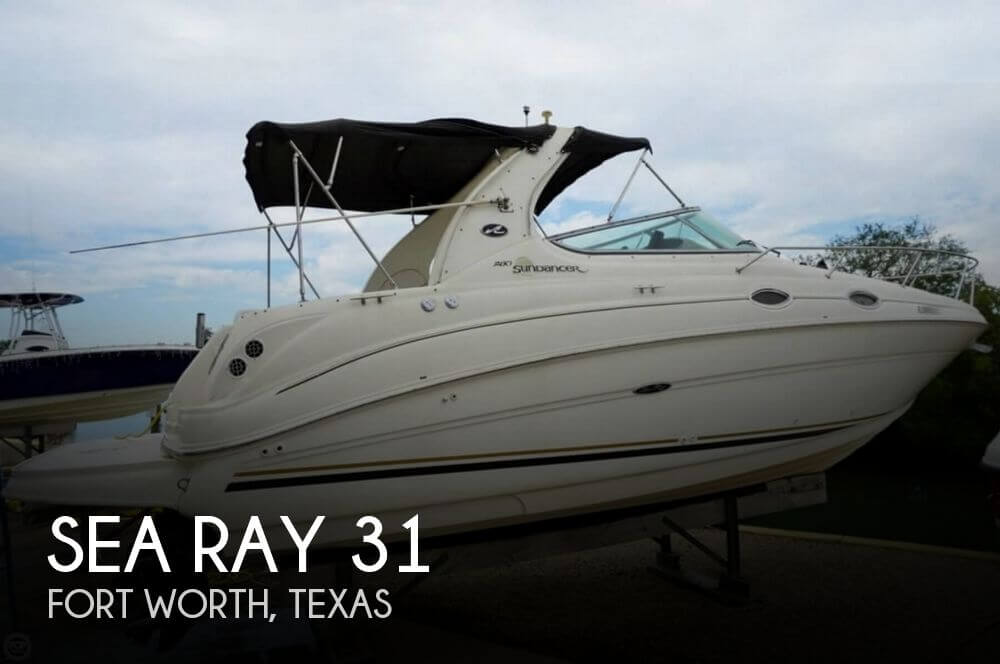 Used Sea Ray Boats For Sale in Texas by owner | 2003 Sea Ray 31