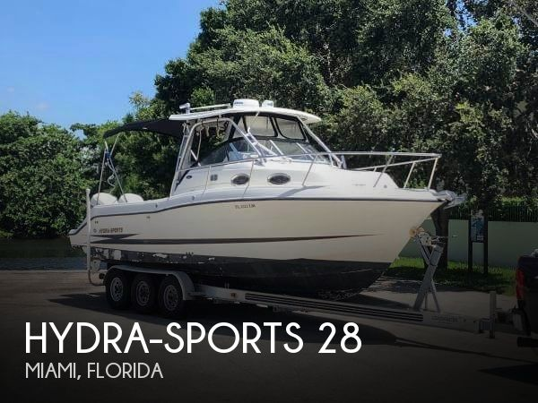 Used Hydra-Sports Boats For Sale by owner | 2001 Hydra-Sports 28
