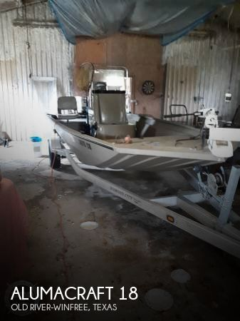 2013 Alumacraft 18