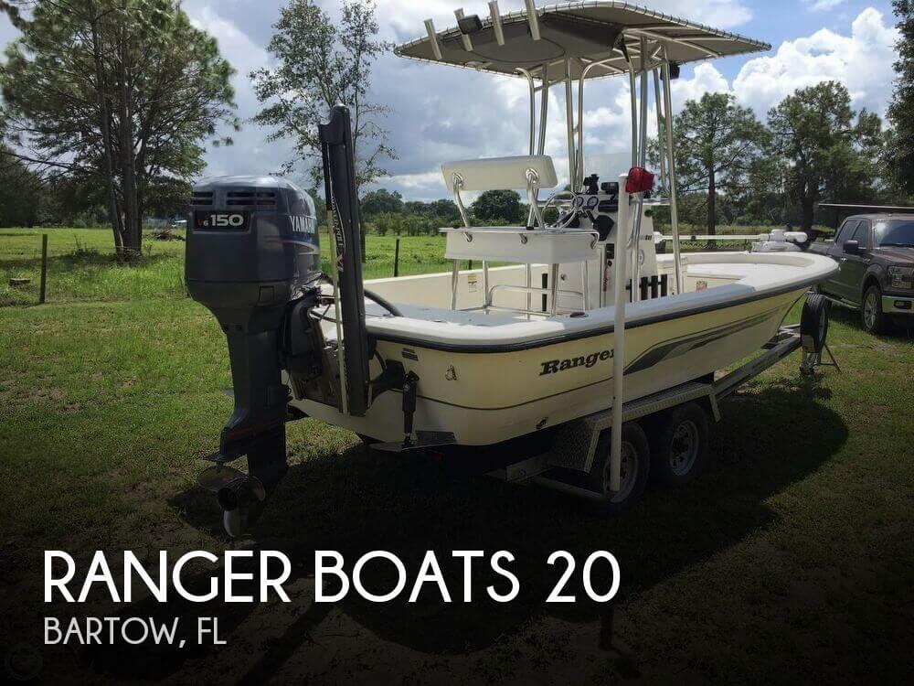 2007 Ranger Boats 20
