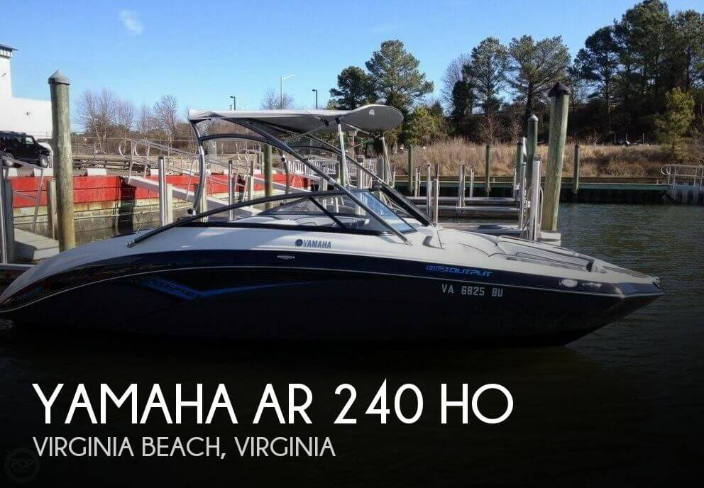 Used Yamaha Power boats For Sale by owner | 2014 Yamaha 23