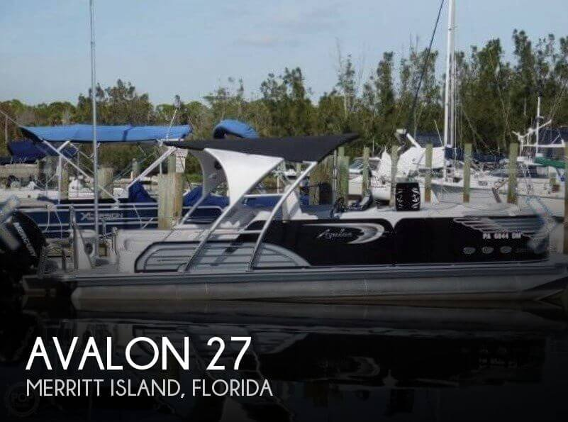 Used Avalon Boats For Sale by owner | 2014 Avalon 27