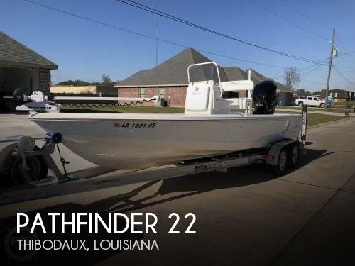 Used Boats For Sale in Baton Rouge, Louisiana by owner | 2015 Pathfinder 22