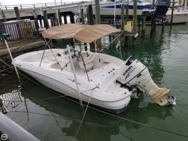 Hurricane 203 Sun Deck Sport, 20', for sale - $18,000
