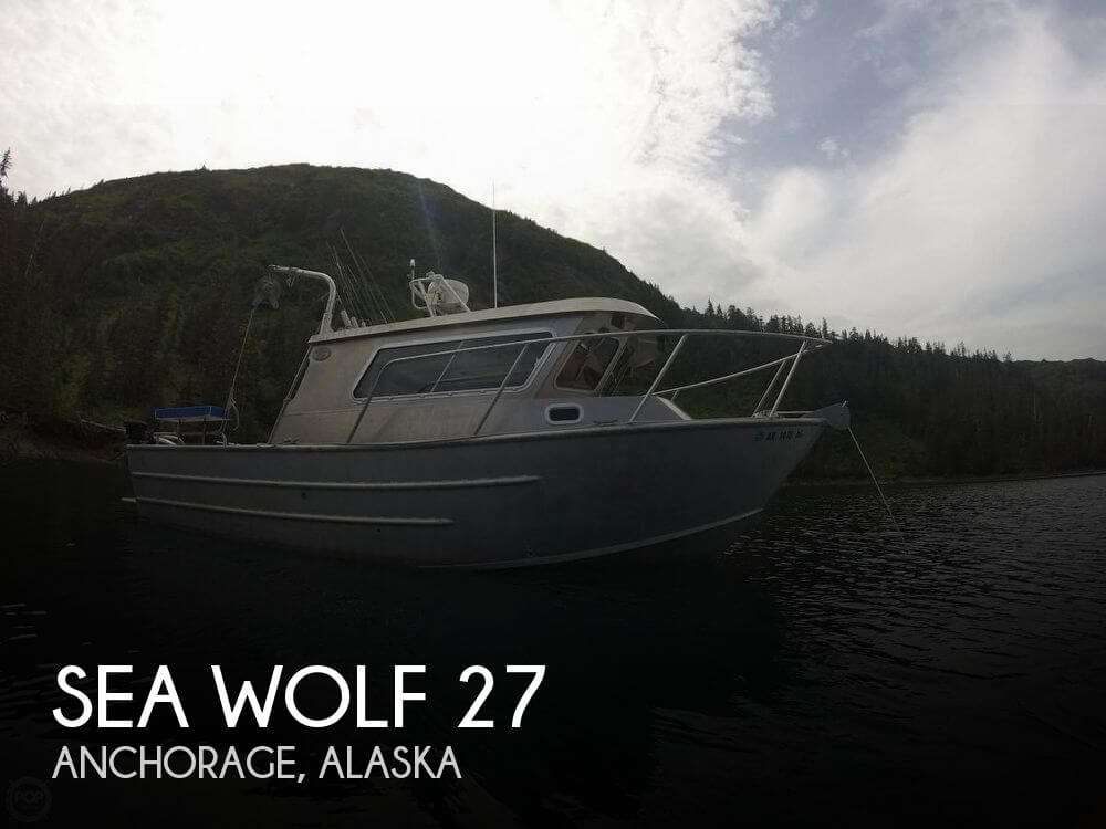 Used Boats For Sale in Anchorage, Alaska by owner | 1999 Sea Wolf 27