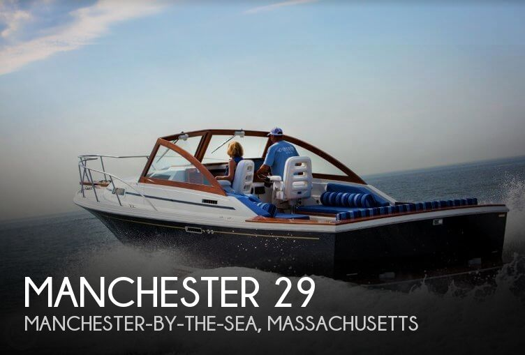 Used 29 Boats For Sale by owner | 1991 Manchester 29