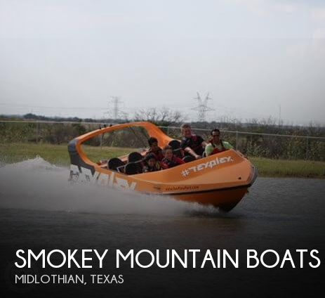 Used Boats For Sale in Dallas, Texas by owner | 2017 Smokey Mountain Boats 20