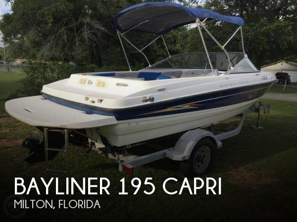 Used Bayliner 18 Boats For Sale by owner | 2005 Bayliner 18