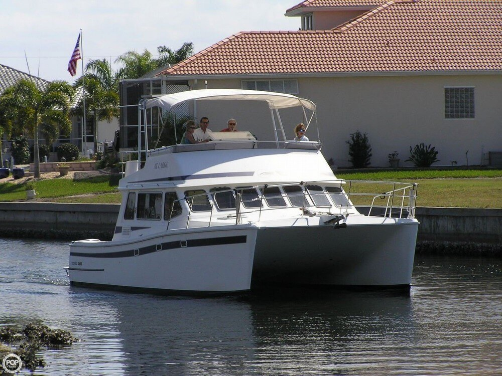 2002 Scimitar 3650 For Sale