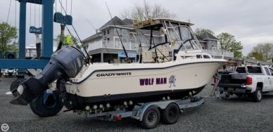 Grady-White 258 Journey, 24', for sale - $38,500