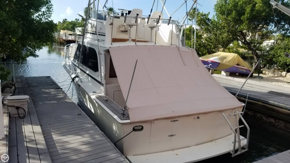 1986 Egg Harbor boat for sale, model of the boat is 33 & Image # 8 of 40