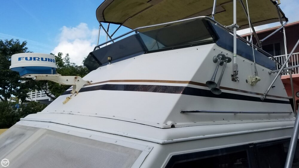 1986 Egg Harbor boat for sale, model of the boat is 33 & Image # 16 of 40