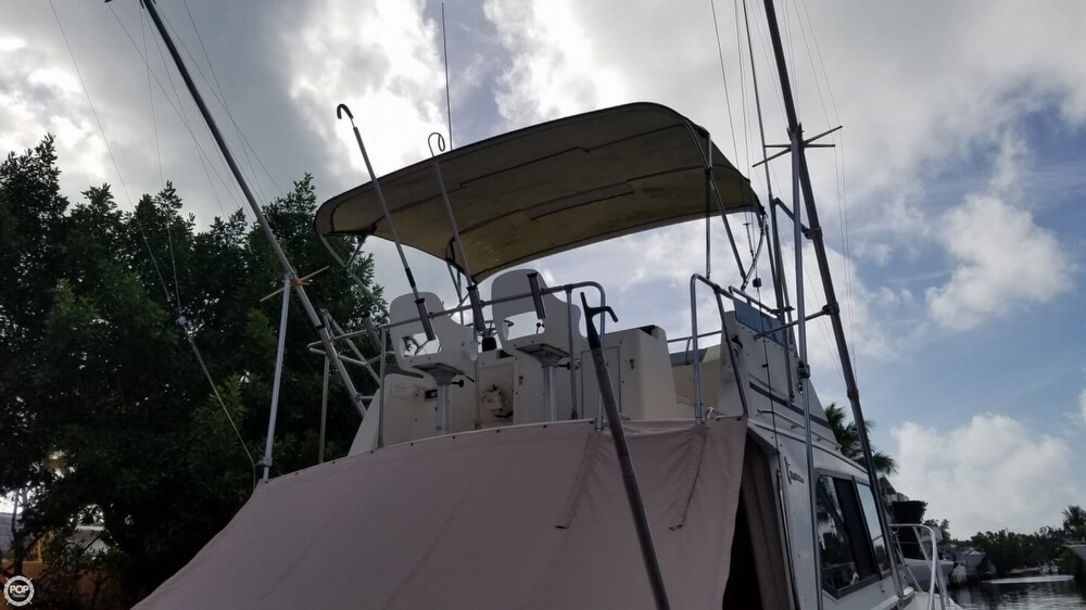 1986 Egg Harbor boat for sale, model of the boat is 33 & Image # 31 of 40