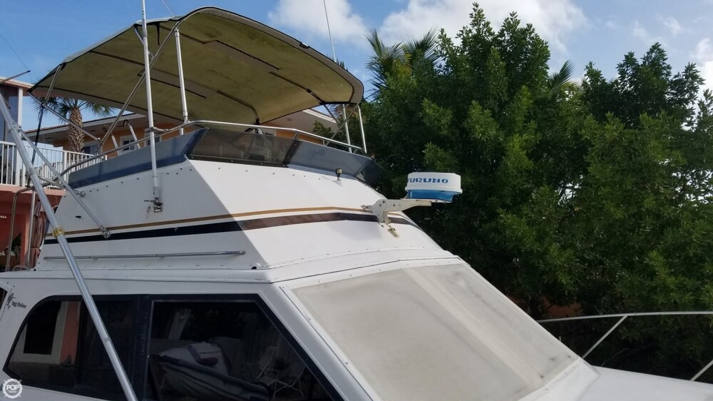 1986 Egg Harbor boat for sale, model of the boat is 33 & Image # 36 of 40