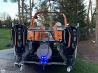 Evinrude G2 300 Hp Outboards, Underwater Lighting, Swim Ladder, Spearkers