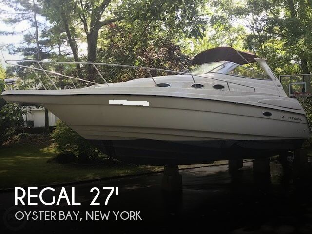 Used Regal 27 Boats For Sale by owner | 1998 Regal 27