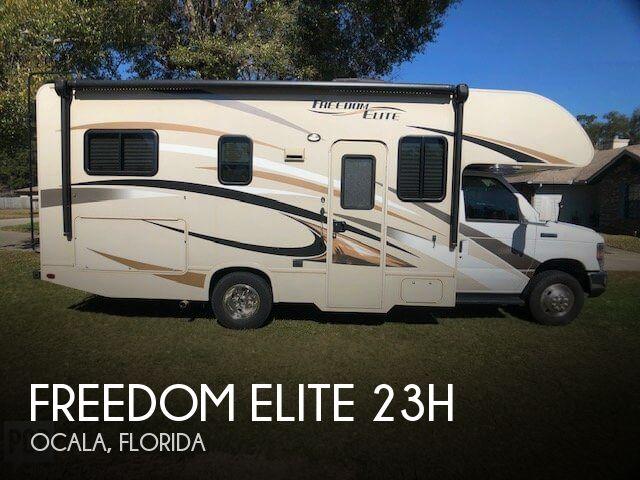 2016 Thor Motor Coach Freedom Elite 23H