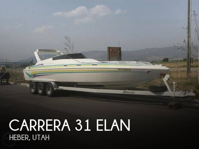 Used High Performance Boats For Sale in Salt Lake City, Utah by owner | 1995 Carrera 31
