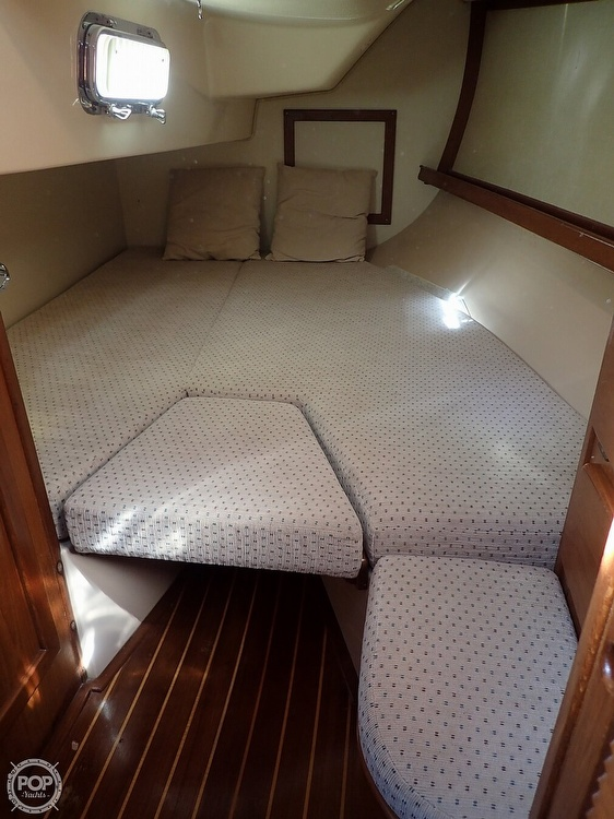1988 Island Packet boat for sale, model of the boat is 38 & Image # 2 of 40