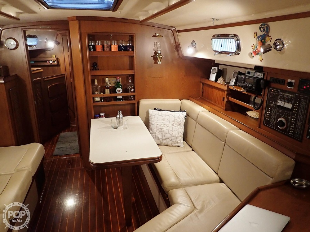 1988 Island Packet boat for sale, model of the boat is 38 & Image # 29 of 40