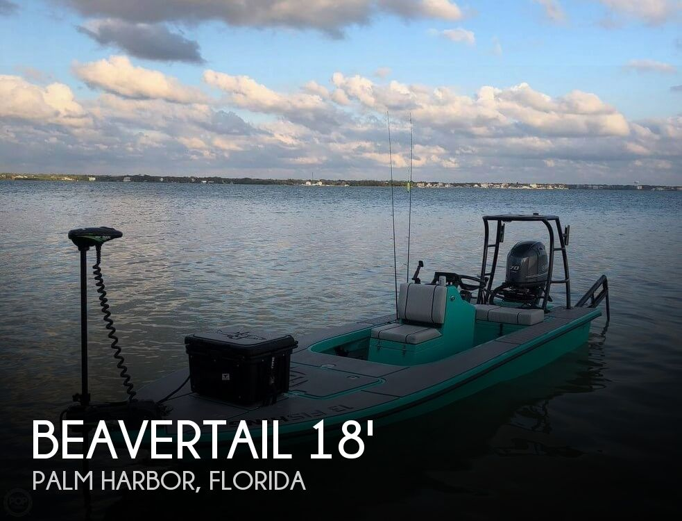 Used Beavertail Skiffs Boats For Sale by owner | 2018 Beavertail Skiffs 18