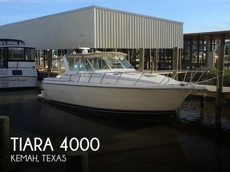 Used Boats For Sale in Houston, Texas by owner | 1994 Tiara 40