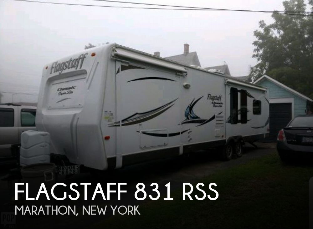 2013 Forest River Flagstaff 831 RSS