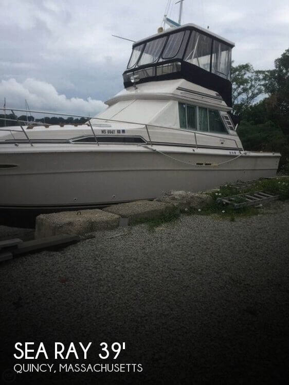 Used Sea Ray 39 Boats For Sale by owner | 1986 Sea Ray 39
