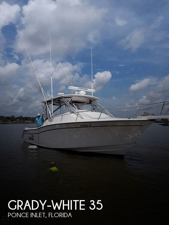 Used Boats For Sale in Deltona, Florida by owner | 2003 Grady-White 35