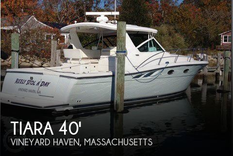 Used Tiara Boats For Sale by owner | 2002 Tiara 42