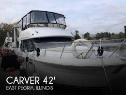 2001 Carver 406 Aft Cabin