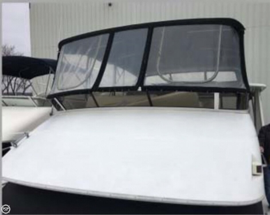 2001 Carver boat for sale, model of the boat is 406 Aft Cabin & Image # 3 of 41