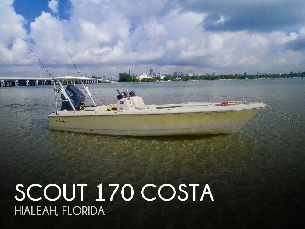Used Scout Boats For Sale by owner | 2004 Scout 17