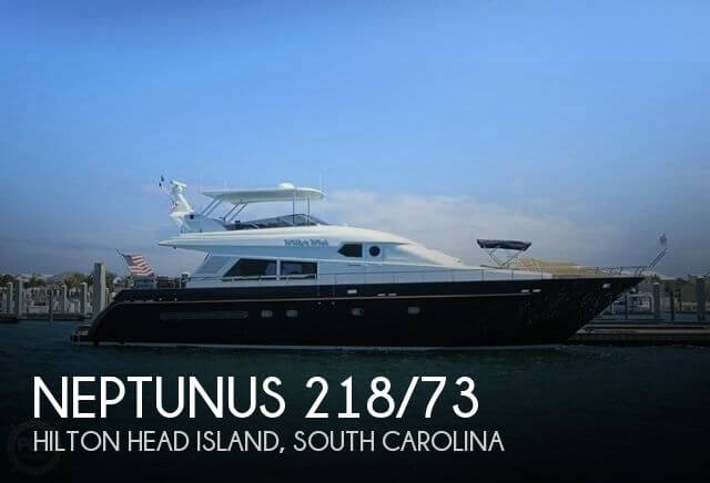 Used Boats For Sale in Savannah, Georgia by owner | 1995 Neptunus 73
