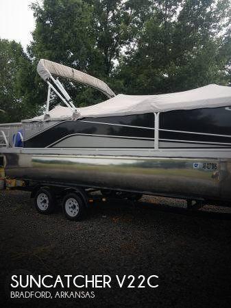 Used Suncatcher Boats For Sale by owner | 2018 SunCatcher 22