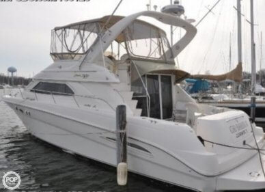 Sea Ray 450 Express Bridge, 450, for sale - $89,999