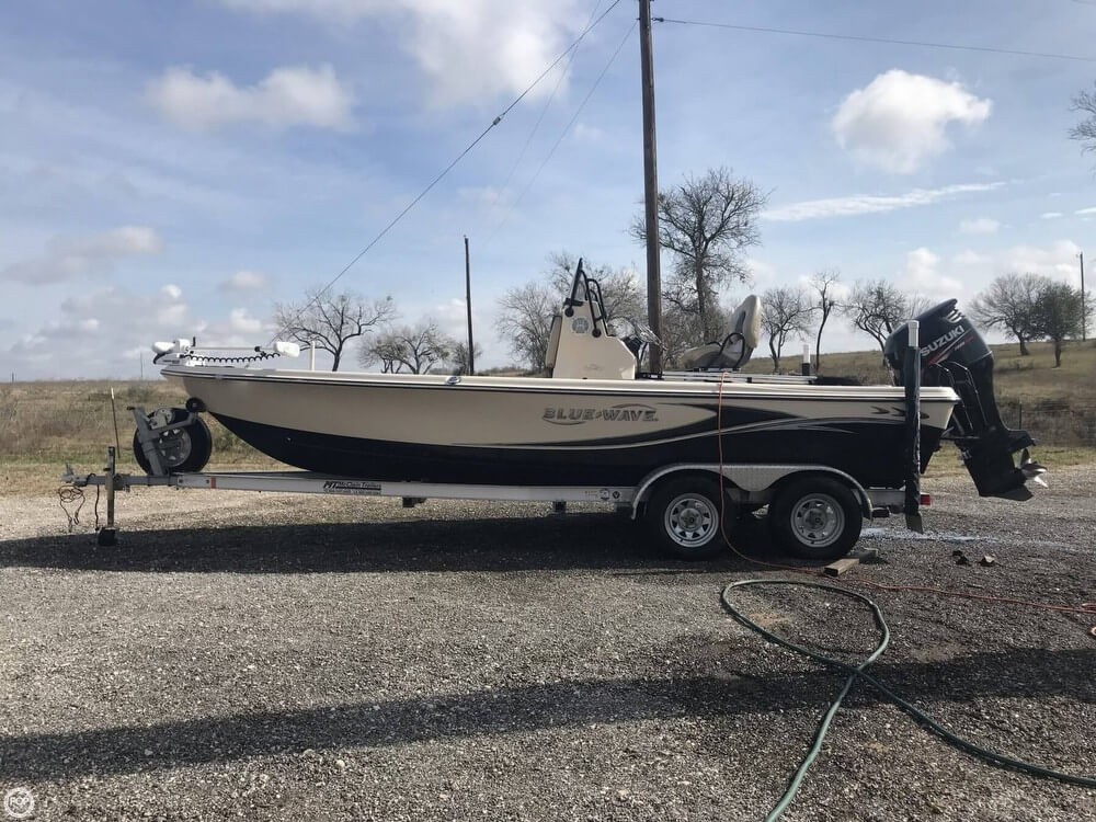 2016 Blue Wave boat for sale, model of the boat is 2200 Pure Bay & Image # 3 of 40