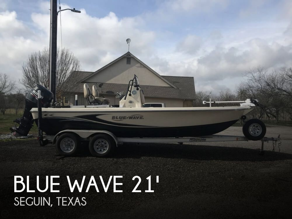 2016 Blue Wave boat for sale, model of the boat is 2200 Pure Bay & Image # 1 of 40
