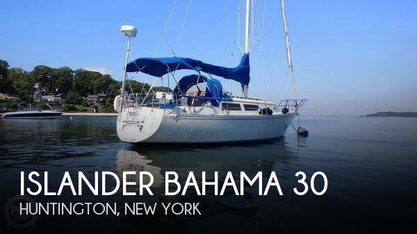 1983 Islander boat for sale, model of the boat is Bahama 30 & Image # 1 of 28