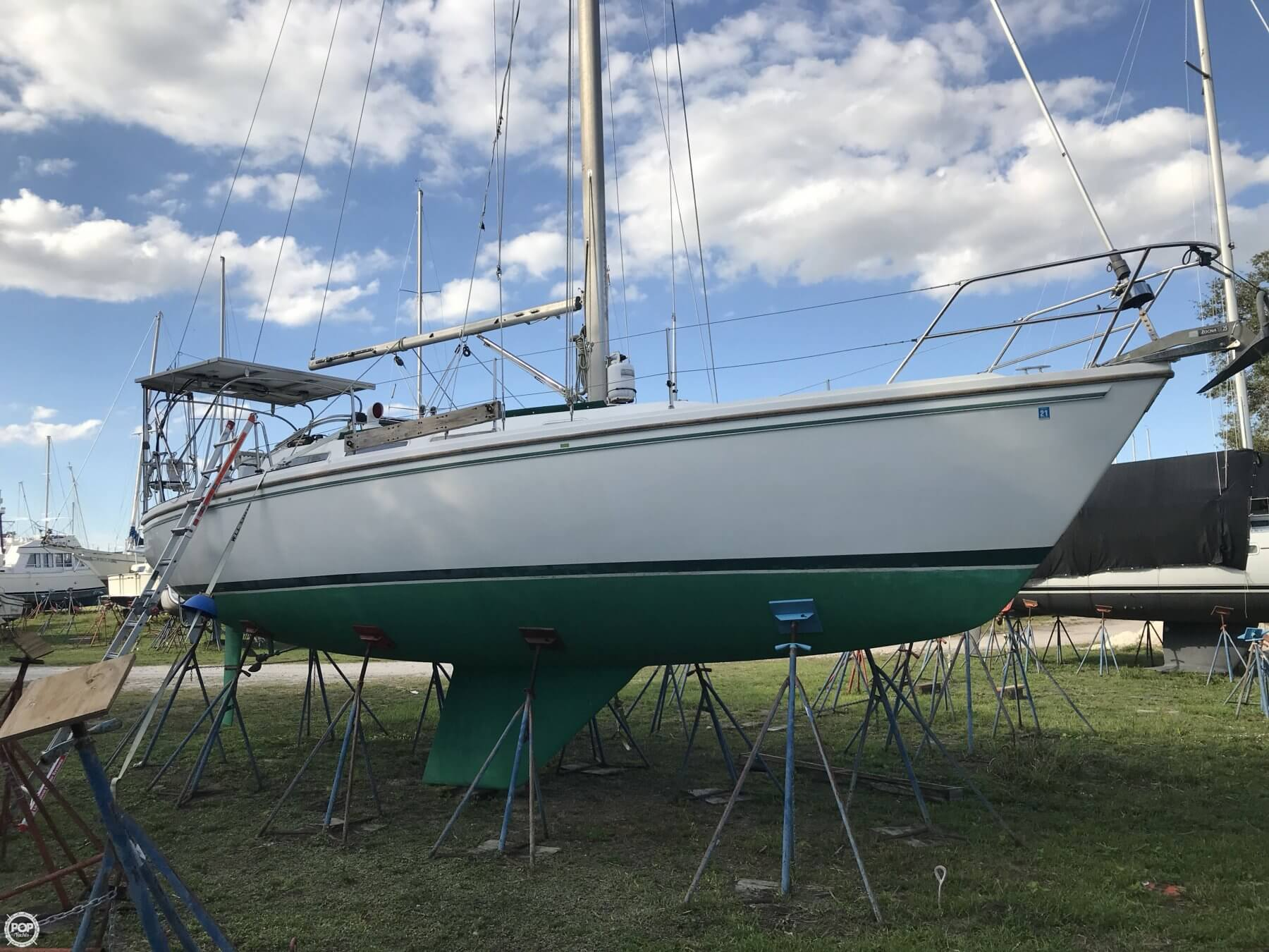 1985 Catalina 36 For Sale
