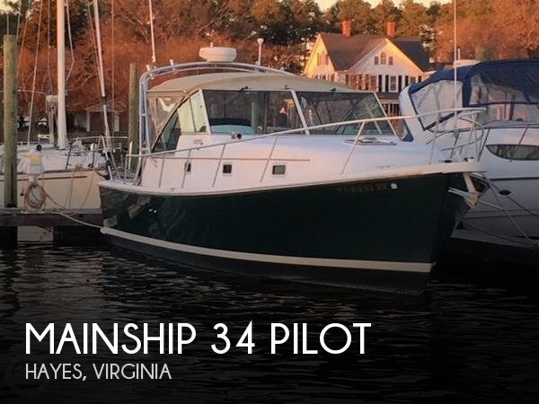 Used Boats For Sale in Richmond, Virginia by owner | 2000 Mainship 34