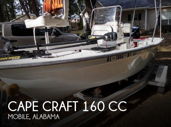 Used CAPE CRAFT Boats For Sale by owner | 2016 Cape Craft 16