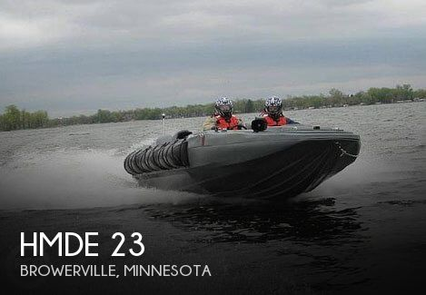Used Ski Boats For Sale in Minnesota by owner | 2010 HMDE by Widmer 23