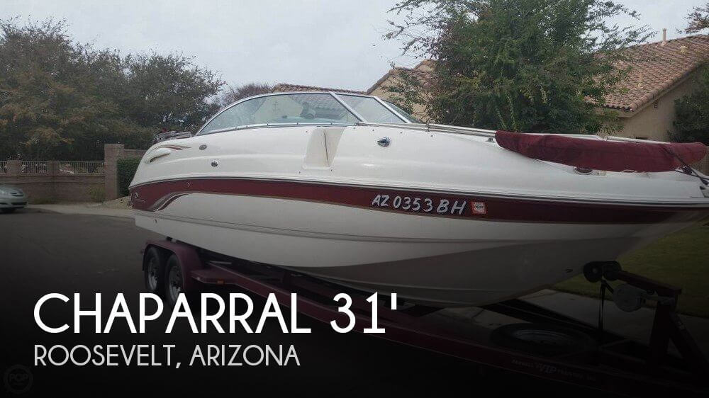 Used Deck Boats For Sale in Arizona by owner | 2004 Chaparral 31