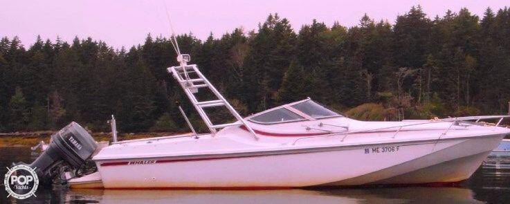 1988 Boston Whaler 2500 Temptation - Photo #6