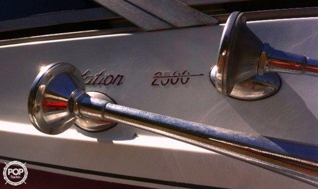 1988 Boston Whaler 2500 Temptation - Photo #22